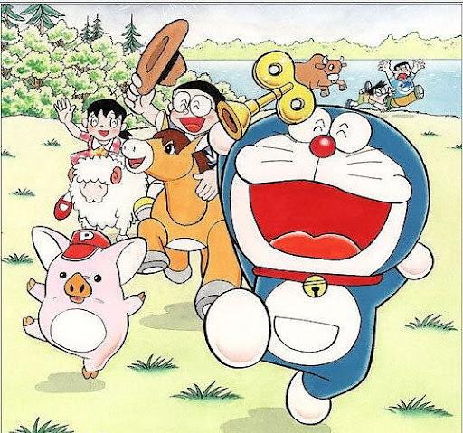Kết quả hình ảnh cho Doraemon - Nobita Và Hành Tinh Muông Thú (Ngôi Sao Cảm)