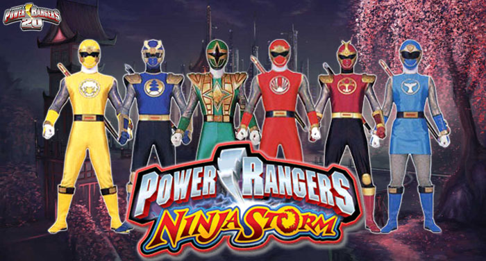 Siêu nhân cuồng phong có tên gốc là Power Rangers Ninja Storm.Bối cảnh của  phim kể về 3 học viên của học việc ninja Wind Ninja là Shane,Tori và Dustin  đi ...