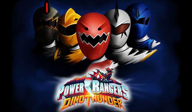 """Siêu nhân khủng long sấm sét là tên gọi Việt Nam của seri phim Power  Rangers: Dino Thunder.Đây là bộ phim đã làm ấm lòng ít nhiều em nhỏ vì độ """" siêu ..."""