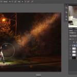 Tạo hiệu ứng tia sáng trong Photoshop