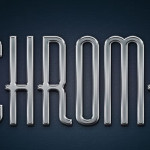 Metal Chrome Style tuyệt đẹp cho Photoshop