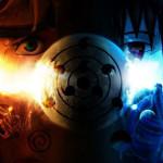 Bộ hình nền Naruto vs Sasuke