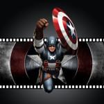 Bộ hình nền comic Captain America