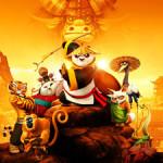 Bộ hình nền Kung Fu Panda 3