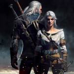 Bộ hình nền video game The Witcher 3: Wild Hunt