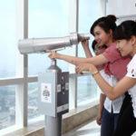 Đài quan sát Sky 72  Keangnam Landmark – địa điểm ngắm Hà Nội từ trên cao
