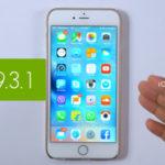 Hướng dẫn nâng cấp lên iOS 9.3.1
