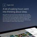 Hướng dẫn bật chức năng Night Shift trên iOS 9.3