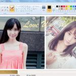 Hướng dẫn viết chữ lên ảnh với phần mềm Paint