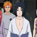 Nhóm Taka trong Naruto